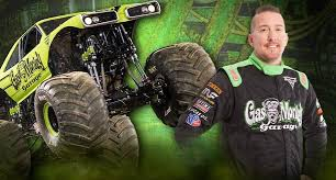 johnson is one of the most recognised monster truck drivers in the us and drives for the gas monkey garage team in the monster jam circuit