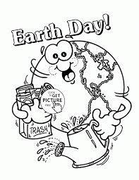 Impressive Earth Day Coloring Sheets To Print Flower Clipart Panda
