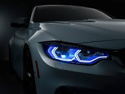 iconic lighting. wonderful lighting ces 2015 bmw m4 concept iconic lights showcases laser and oled technology  for automotive lighting to lighting n