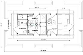 Ada Bathroom Guidelines Floor Plans For Handicap Bathroom Master Bathroom Design Plans