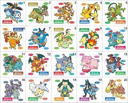Pokemon Emerald Rarity Chart 30 Lovely Pokemon Emerald Evolution Chart Free Chart