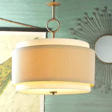 large drum shade chandelier drum ceiling light shade best shade chandeliers images on chandeliers double drum large drum shade chandelier