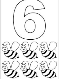 Kleurplaten Cijfers Topkleurplaatnl