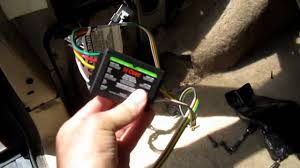1994 jeep cherokee trailer wiring harness