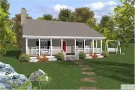 Small Ranch House Plan   Two Bedrooms  One Bathroom   Plan     House Plan