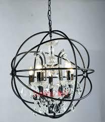 rustic candle chandeliers chandelier modern vintage orb crystal chandelier lamp lighting rustic candle chandeliers led pendant