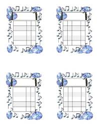 Music Incentive Chart Worksheets Teaching Resources Tpt