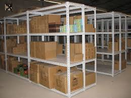warehouse layout smart storage spaces