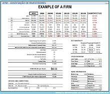 online cash flow calculator discounted cash flow wikipedia