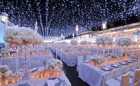 outside wedding lighting ideas. christmaslightswedding outside wedding lighting ideas h