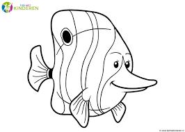 Ik Ben Een Vis Kleurplaat Book Marketing