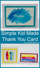 Best 25 Kids Thank You Cards Ideas On Pinterest Valentines