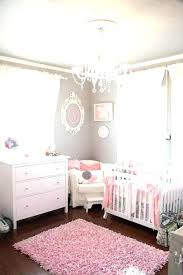 baby boy nursery chandelier white pink noble elegant looking ideas for crystal sets