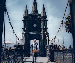 Dago Bakery Punclut Kafe Bak Istana Kerajaan Eropa Kuno Di Bandung