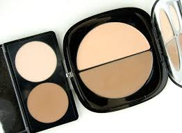 highlight marc jacobs instamarc light filtering contour powder parison make up for ever sculpting kit duo