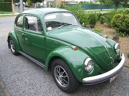 volkswagen bug green. elm green volkswagen bug