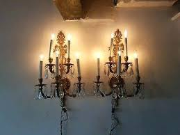 crystal wall sconces antique gold crystal wall sconces crystal wall sconces australia