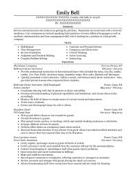 Host Resume Unique Best Vip Guest Host Resumes ResumeHelp