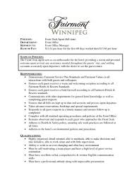 fascinating hotel front desk agent resume sample with supervisor agreeable o