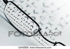 Eye Sight Test Stock Image K2442800 Fotosearch