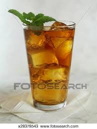 glass of iced tea. Brilliant Glass Glass Of Iced Tea With Of E