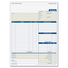 Electrical Invoice Template Free Invoice Job Petitingoutpolyco 20