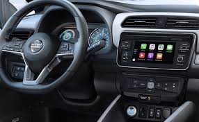 2018 nissan leaf images.  2018 Along With CarPlay The Nissan Leaf Features A Range Of 150 Miles ProPILOT  Driving Assistance Speed Maintenance Steering Guidance And Braking  To 2018 Nissan Leaf Images E