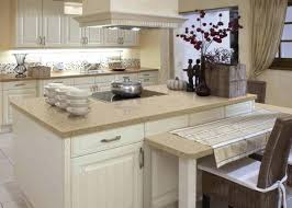 multicolor marble island countertop for house kitchen villa images