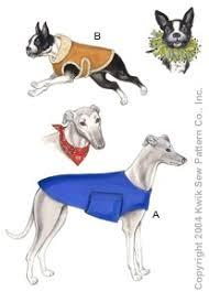 kwik sew 3260 crafts dog coats bandana party collar