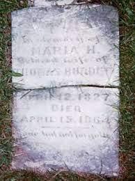 Maria Herbert Burdett (1827-1863) - Find A Grave Memorial