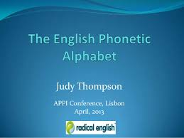 The following explanations and exercises will help you learn both the spelling and pronunciation of the 26. Teaching The English Phonetic Alphabet Appi 2013