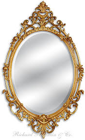 oval mirror frame. Oval Mirror Frame A