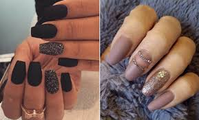 45 Cool Matte Nail Designs To Copy In 2019 Stayglam
