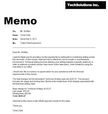 Persuasive Memo Examples Tuition Reimbursement Memo Tonia Clarks Portfolio