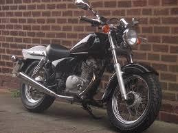 suzuki marauder 125cc gz 125 x choper bobber style cruiser drag