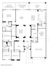 3 Bedroom Open Floor House Plans Creative Design Awesome Design Inspiration