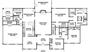 house plans online. 25 Best Single Story 5 Bedroom House Plans - Building Online .