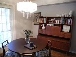 cubicle lighting. golden lighting echelon chandelier dining room kitchen table mid century modern fixture gray walls finished in cubicle