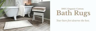 cotton bathroom rugs organic bath rugs cotton bath rugs without latex backing