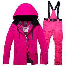 2019 <b>New</b> Men And Women Waterproof <b>Ski</b> Suit Mountain <b>Skiing</b> ...