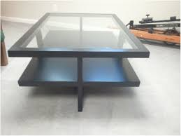 coffee tables enchanting modern glass coffee tables designs all