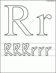 Letters Kleurplaat Kleurplaten 2843 Kleurplaat Kleurennet