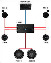 rockford fosgate p3 12 wiring diagram rockford 2015 sema on rockford fosgate p3 12 wiring diagram