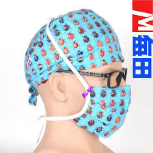 Scrub Cap Pattern Beauteous Men Surgical Scrub Caps With Spiders Patternin Accessories From