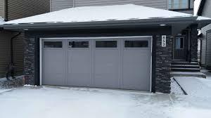 an attached garage in ambleside edmonton