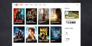 Wordpress Movie Theme Moviedb Wordpress Theme