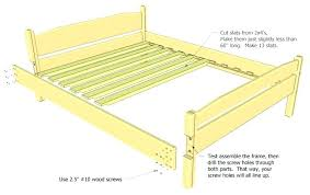 bed frame plans queen twin bed frame wood plans wood bed frame design plans queen size bed frame plans