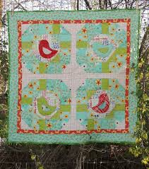 Early Bird Quilt Pattern &  Adamdwight.com