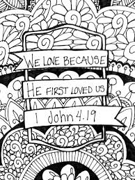 Free Printable Bible Verse Coloring Pages Coloring Pages