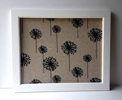 Modern Memo Board LARGE modern decor magnetic bulletin board framed magnet 100